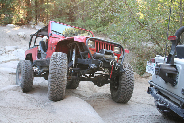 Low ride height with leafs...... - Page 3 - Pirate4x4.Com ...